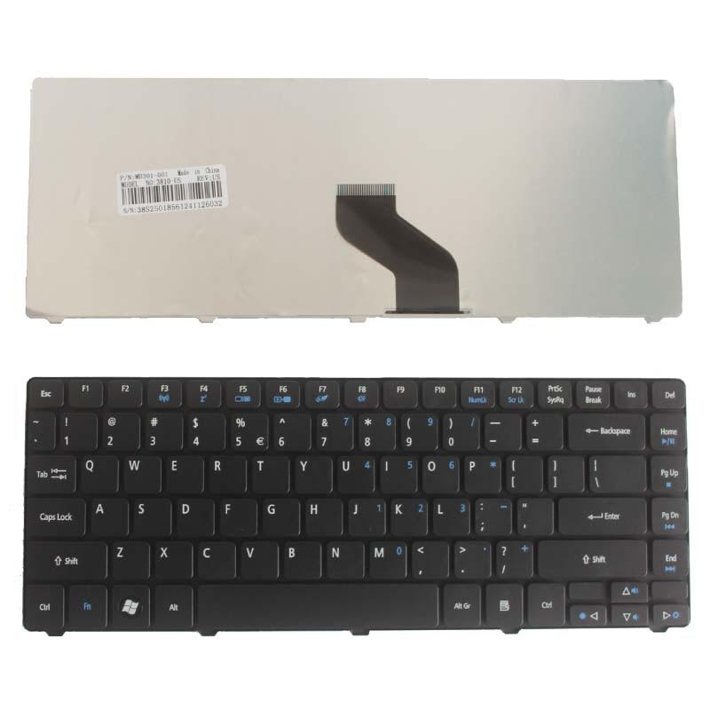 NEW FOR Acer Aspire 4738 4738G 4738Z 4738ZG 4741 4741Z 4741G 4741ZG 4820 4820G 4820TG US BLacK Laptop Keyboard