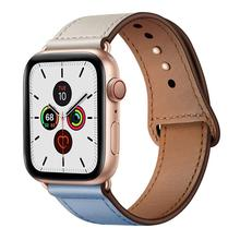 Leather Band For Apple Watch 38mm 40mm 42mm 44mm,Apple Watch Band Replacement Strap Wristband For iWatch Bracelet Series 4/3/2/1 цена и фото
