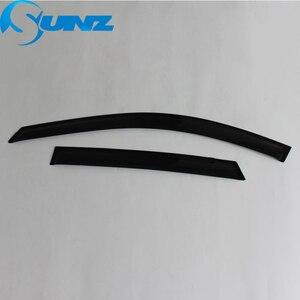 Image 3 - Side Window Deflector For Mazda CX5 2012 2013 2014 2015 2016 Black Window Visor Wind Shields Sun Rain Deflector Guards SUNZ