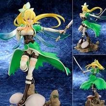 Japan Anime Sword Art Online Figure 25CM 1/8 Scale Leafa Kirigaya Suguha PVC Action Figure Toy Game Statue Collection Model Doll