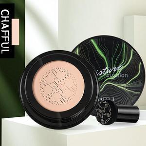 Mushroom Head Air Cushion CC Cream Moisturizing Foundation Concealer Air-permeable Natural Brightening BB Cream Korean Makeup