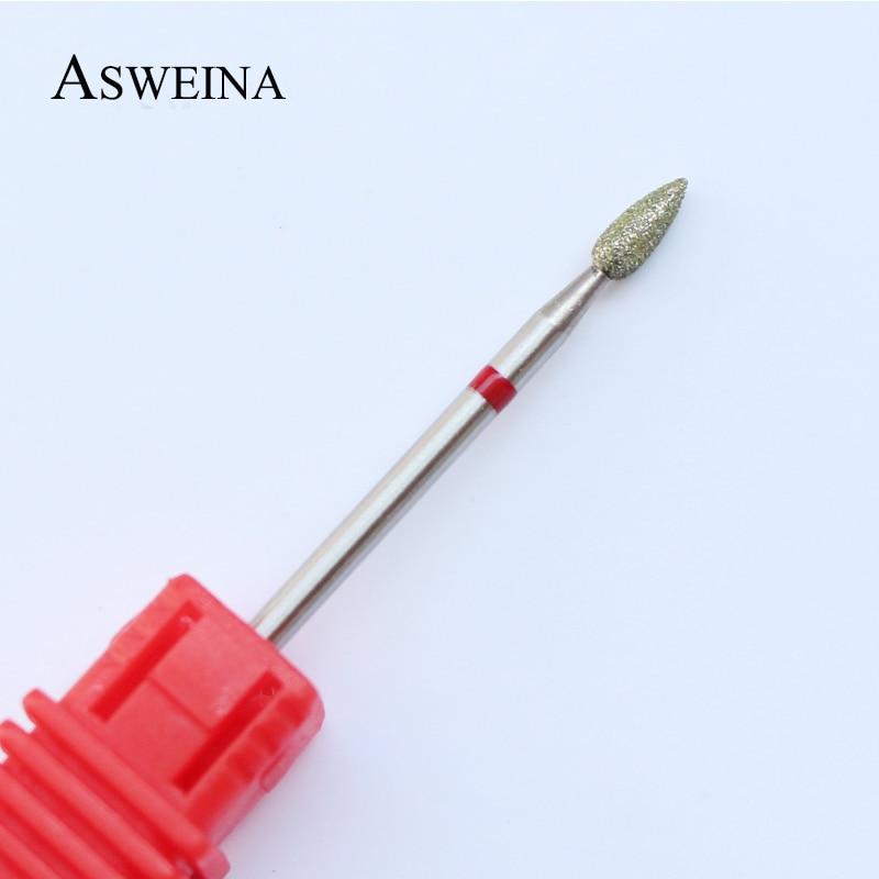 ASWEINA 1 PCS Oval Cuspate 3/32