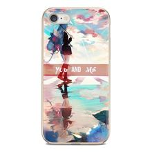 Magia do usuário clube ova anime capa de silicone para iphone 11 pro 4 4S 5 5S se 5c 6 s 7 8 x xr xs plus max para ipod touch(China)