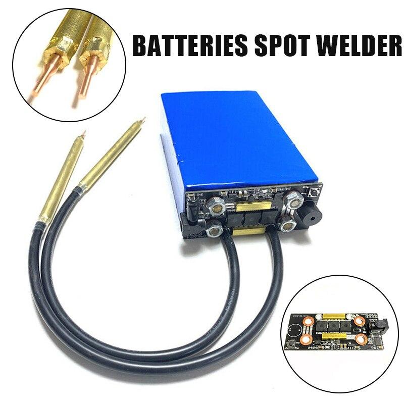 New Portable Mini Spot Welder Nickel Strip Connection Battery 18650 Battery Spot Welder 5-7V DIY Welding Equipment