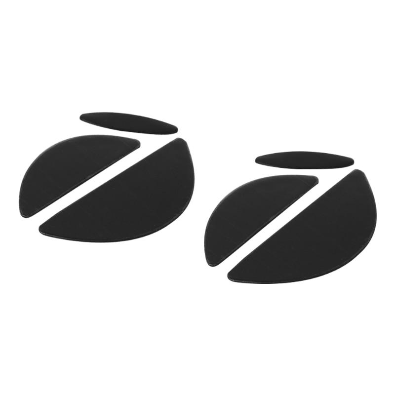 2 Sets/pack 0.6mm Mouse Feet Mouse Skates For Logitech MX518 /G400 /G400S Mouse  R9UA