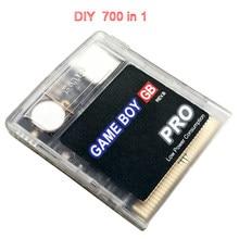 Cassette de jeu gameboy EDGB 700-en-1, adaptée à la console everdrive série GB GBC SP, version chinoise