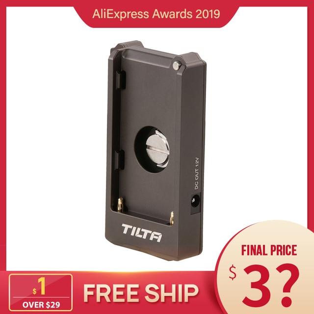 Tilta F970 Battery baseplate 12V 7.4V Output Port with 1/4 20 Mounting Holes