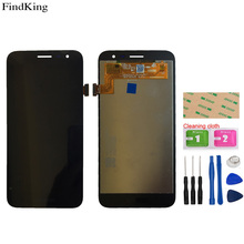 J260 Mobile LCD Display For Samsung Galaxy J2 Core J260 J260F J260G SM-J260M LCD Display Assembly Touch Screen Digitizer Tools