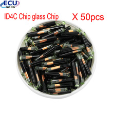 50PCS X ID4C chip big glass Chip (aftermarket) for Ford for Toyota for Mazda