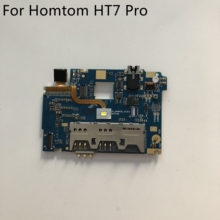 "Used Mainboard 2G RAM+16G ROM Motherboard For HOMTOM HT7 Pro 5.5"" HD 1280x720 MTK6735P Quad Core Free Shipping"