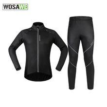 Мужская зимняя велосипедная куртка из искусственной кожи с защитой