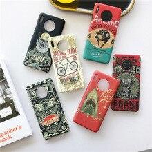 Fuuny Graffiti Phone Case For Huawei