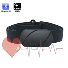 Pulsometr Sport szkolenia Wahoo Fitness tętna pas piersiowy inteligentne Bluetooth tętna ANT + pasek, serce, Monitor pracy