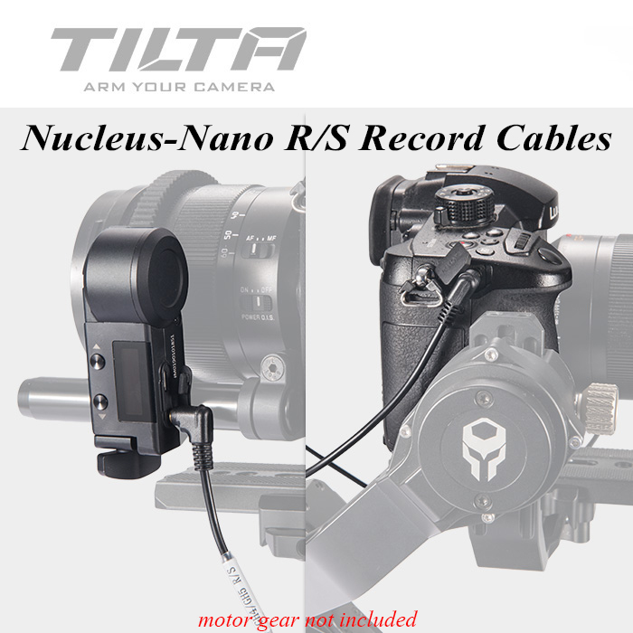 Núcleo Tilta-m cable de parada motor correr al 7Pin Para Sony FS7 Panasonic Eva