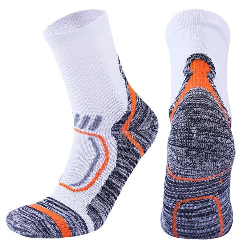 Зимние женские мужские спортивные носки для скалолазания путешествия, треккинг, треккинг, носки для пеших прогулок, хлопковые носки для пол...