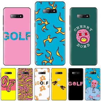 Golf Wang Tyler creador extraño futuro teléfono caso Capa para Samsung Galaxy S5 S6 S7 S8 S9 S10 S10e S20 edge plus lite