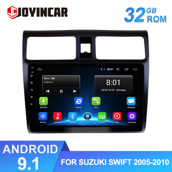 10.1 2DIN Android 9.1 Car Radio GPS Navigation WIFI For Suzuki Swift 2005-2010 Car Multimedia Player Autoradio Head Unit image