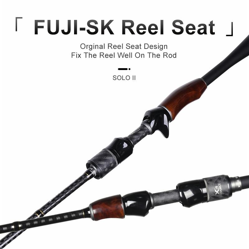 Kingdom Solo II Fishing Rods  4
