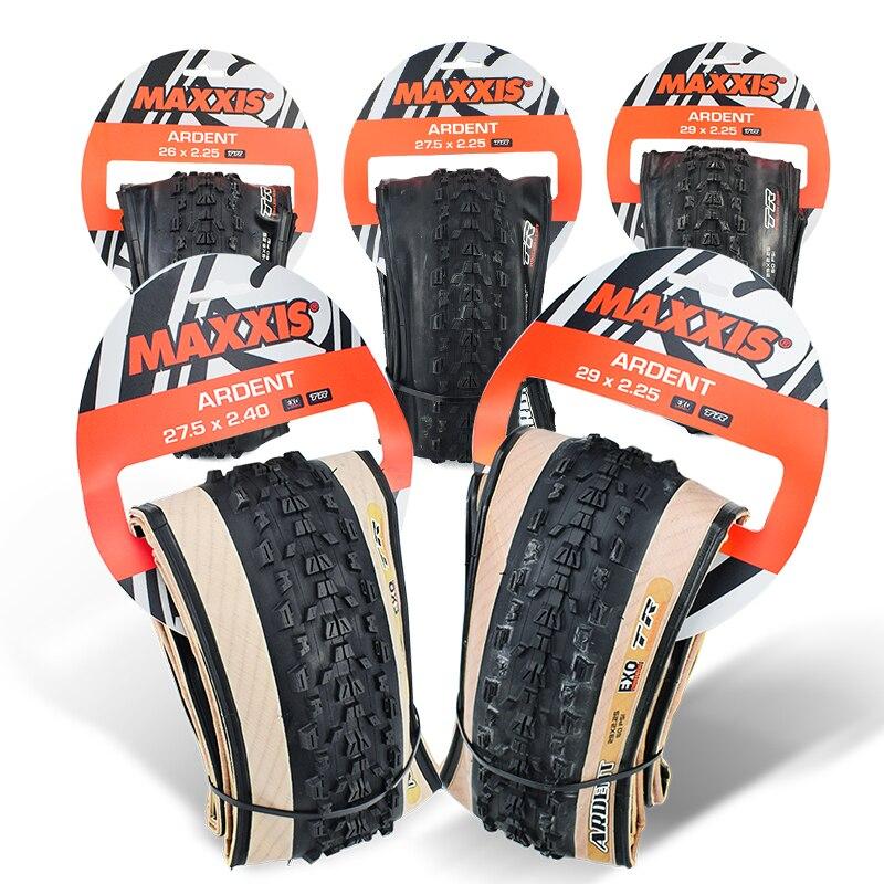 MAXXIS бескамерные готовые велосипедные шины 27,5*2,25 27,5*2,4/2,5 29*2,25 29*2,5 пыленые DHF DHR EXO TR MTB шины, шины для горного велосипеда