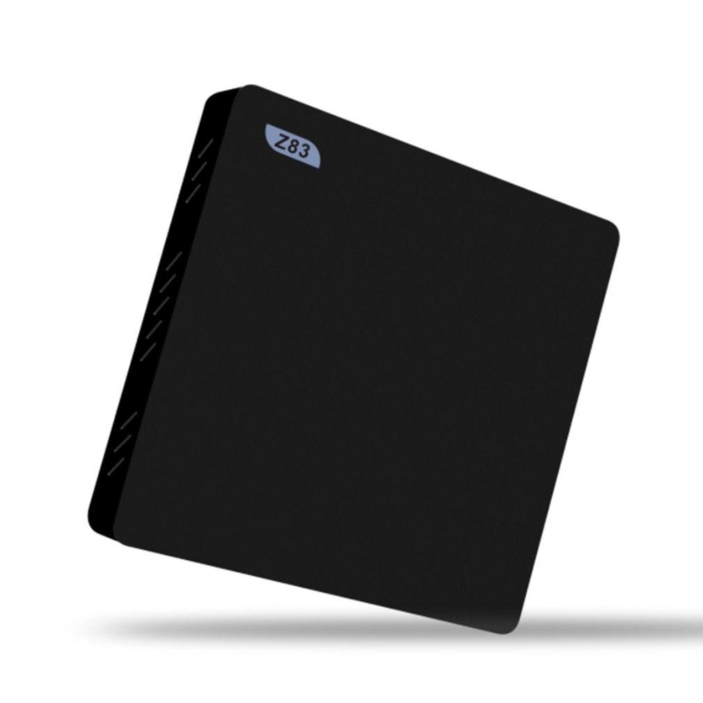 Z83ii Mini Host TV BOX Intel Z8350 Quad Core 2G+32G+ Dual Band 2.4G/5.8G WIFI+4.0 FOR WIN10 PC