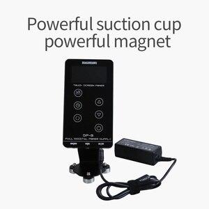 Image 5 - Nuovo Arrivo Touch Screen Intelligente Digitale A CRISTALLI LIQUIDI Trucco Dual Potere Del Tatuaggio Forniture set