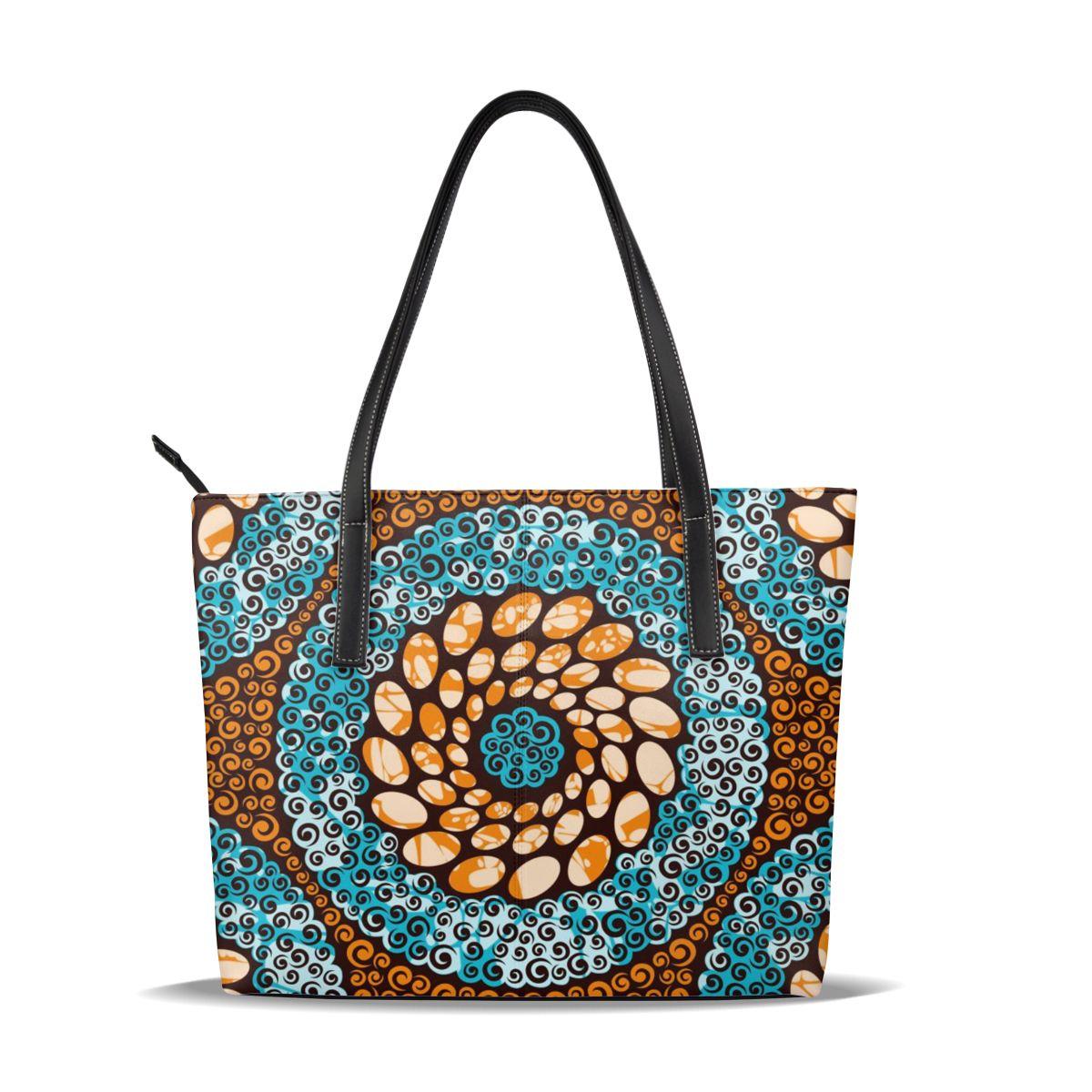 NOISYDESIGNS Mochila Bolsa Vintage fleur impression mode femmes sac à bandoulière avec sacs à main filles sacs de messager femme sacs à main