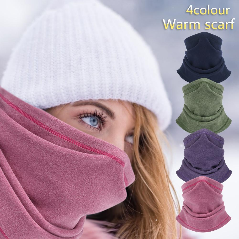 Ski Scarf Neck Face Mask Breathable Warmer Tubular Shield Unisex Men Women For Riding Cycling Hiking Camping Outdoor Sport