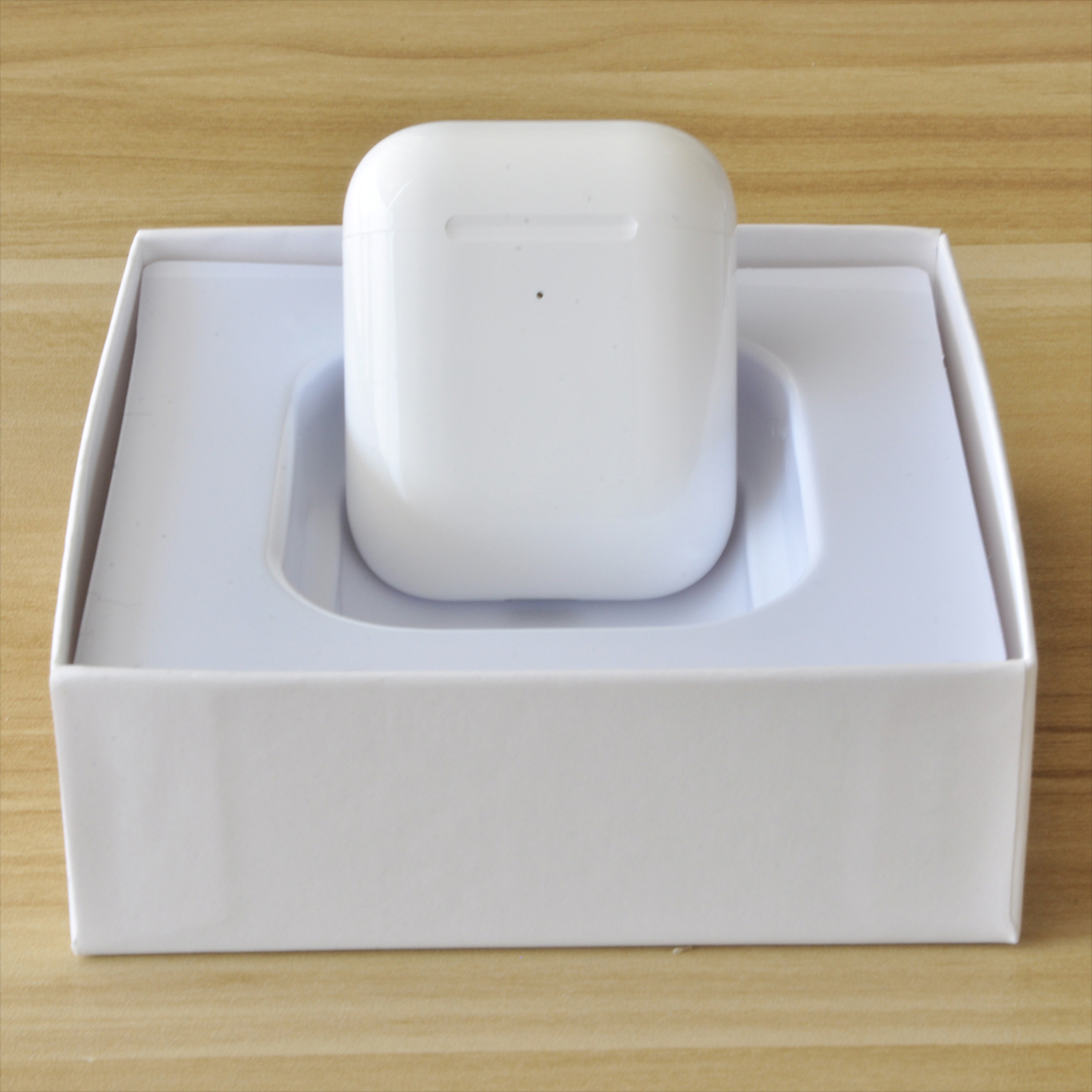 Original I9000 Tws 1: 1 Copy Air 2 Wireless Headphone 1536U Chip GPS + Change Name Earphone Pk I50000 I500 I90000max Pro