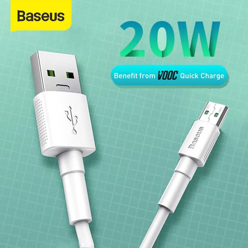 Baseus Micro USB Kabel Schnelle Lade Daten Sync Microusb Ladegerät Kabel Für