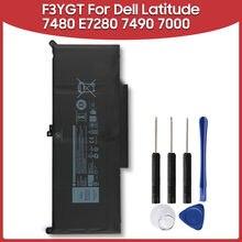 Оригинальный запасной аккумулятор для ноутбука 60wh f3ygt dm3wc