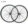 Go-zone ультралегкие 29er Углеродные колеса XC 34x30 мм дисковые колеса для горного велосипеда бескамерные D791SB D792SB 100x15 142x12 mtb wheelset