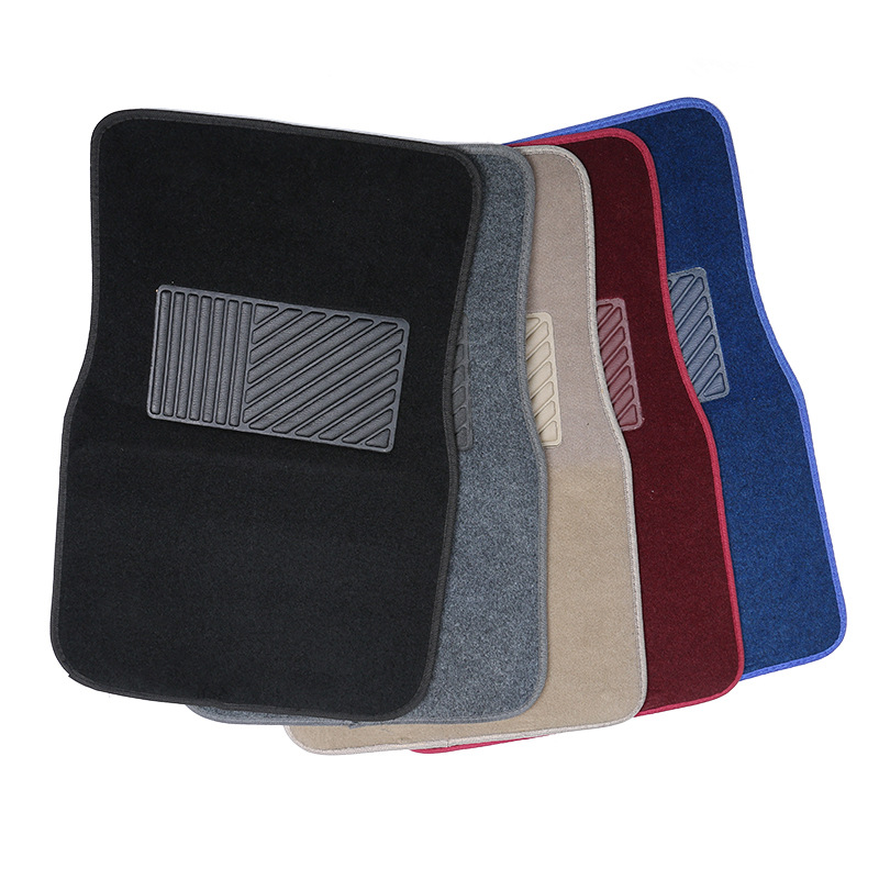 Suitable for 4 kinds of universal foot pads for various cars title=