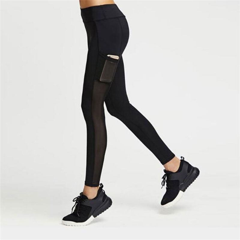 Leggings   Quick Drying Pocket Black Sweatpants Work Out Run Gym   Leggings   Sexy Gothic Plus Size Women   Leggings   High Waist pants