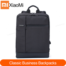 Original Xiaomi Mi Backpack Classic Business Backpacks 17L Capacity Students Laptop Bag Men Women Bags For 15 inch Laptop Hot