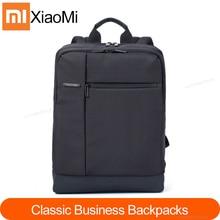 Originele Xiaomi Mi Rugzak Klassieke Zakelijke Rugzakken 17L Capaciteit Studenten Laptop Bag Mannen Vrouwen Tassen Voor 15 Inch Laptop hot