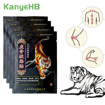 24pcs/3bags Tiger Balm Patches Back Neck Joint Relief Pain Relaxtion Chinese Herbs Medical Plaster A157 24pcs sumifun tiger balm medical plaster pain relief patch back neck arthritis 100% original chinese herbal stickers health care