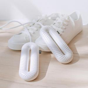 Image 4 - الاتحاد الأوروبي التوصيل Youpin Sothing صفر واحد المحمولة الكهربائية التعقيم حذاء مجفف للأحذية درجة حرارة ثابتة تجفيف إزالة الروائح الكريهة