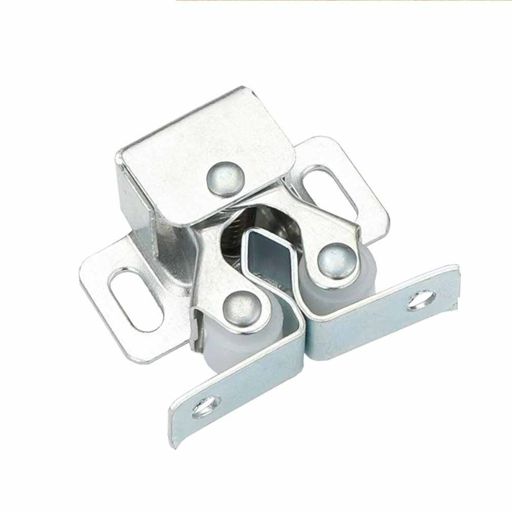 2Set New Hardware Fittings Furniture Cabinet Catches Door Stopper Damper Buffer Magnet Closer