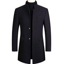 Hommes manteau hiver, caban pour hommes, cachemire pour hommes, manteau en laine pour hommes, manteau en laine pour hommes, pardessus en laine pour hommes, manteau pour hommes, manteau en laine d'hiver pour hommes