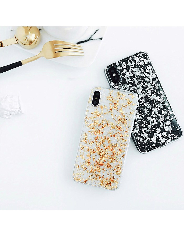 H33d704a296814e7aaa3c5c12a0b31127g - GIMFUN Star Bling Glitter Phone Case for Iphone 11 Pro Max Clear Back Love Heart tpu Case Cover for Iphone Xr X 7 6 8 Plus 5s SE
