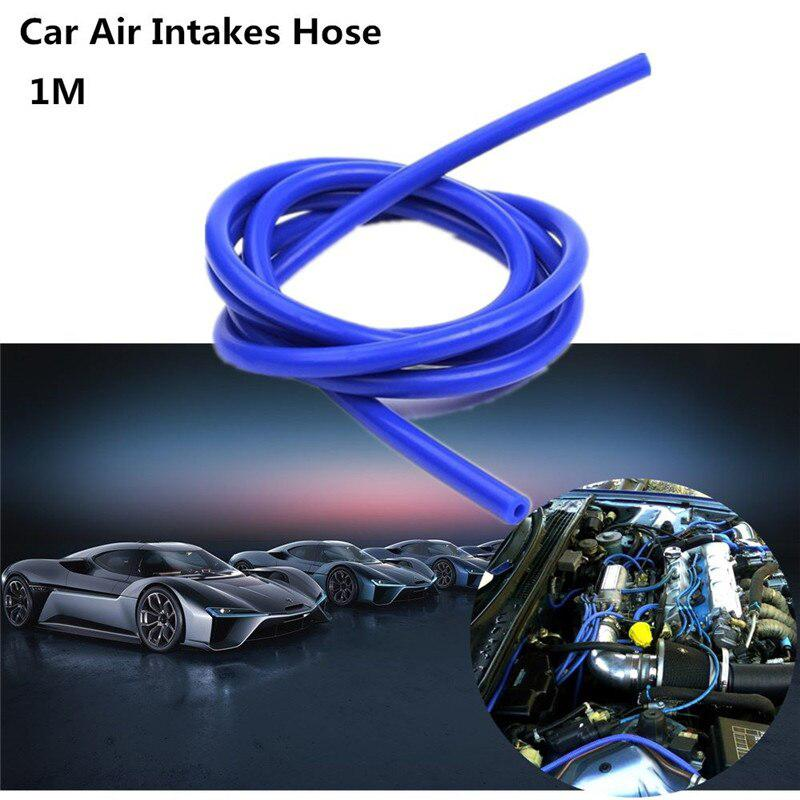 1M Silicone Car Air Intakes Hose Car Silicone Vacuum Tube Hose Car Parts Accessories 3mm/4mm/5mm/6mm/8mm/10mm/14mm
