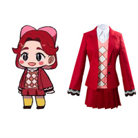 Game Animal Cosplay Crossing Celeste Cosplay Costume Women Uniform Outfit Halloween Carnival Costumes