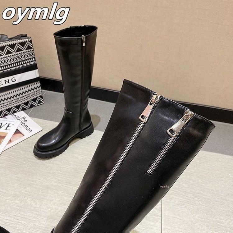 Купить ботинки мартинсы женские осень зима 2019 новый стиль сапоги