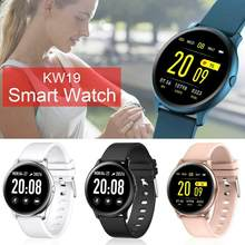 Color Screen Smart Watch Men And Women Heart Rate Monitoring Pedometer Sports Fitness Tracker Bluetooth IP67 Waterproof Bracelet(China)