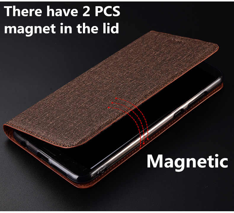 Lüks PU deri telefonu çanta için kredi kartı yuvası tutucu Lenovo Z6 Pro flip kapak için Lenovo Z6/Lenovo z6 Lite telefon kılıfı funda