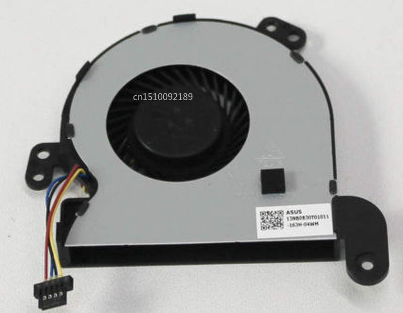 Free Shipping Original For Asus X540 X540S X540SA NS55B02-15G02 Laptop Notebook CPU Cooling Fan 13NB0B30T01011