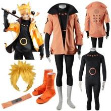 Anime cosplay Uzumaki Rikudou Sennin Model Cosplay Costume Halloween comic cosplay