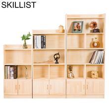 Mobilya Rangement Estanteria Madera Meuble De Maison Kids Shabby Chic wooden Retro Decoration Furniture Bookcase Book Case Rack