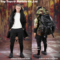 In Stock 1/6 Scale MCC011 Mr. Z's Mini Closet Functional Boy Suit Male Figure Clothes Set Accessory Model for 12'' Action Body