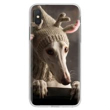 I Love My Whippet dog puppies For BQ Aquaris C U2 U V X2 X Lite Pro Plus E4.5 M4.5 X5 E5 4G M 2017 Customize Silicone Phone Case(China)
